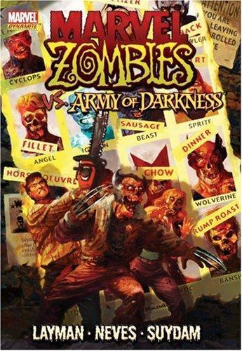 Marvel Zombies/Army of Darkness [HC] Conditie: Tweedehands, als nieuw Marvel 1