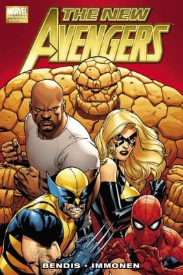 New Avengers (2nd Series) Volume 1 [HC] Conditie: Tweedehands, als nieuw Marvel 1