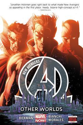 New Avengers (3rd Series) Volume 3: Other Worlds [HC] Conditie: Tweedehands, als nieuw Marvel 1