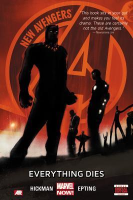 New Avengers (3rd Series) Volume 1: Everything Dies [HC] Conditie: Tweedehands, als nieuw Marvel 1