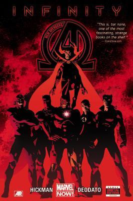 New Avengers (3rd Series) Volume 2: Infinity [HC] Conditie: Tweedehands, als nieuw Marvel 1