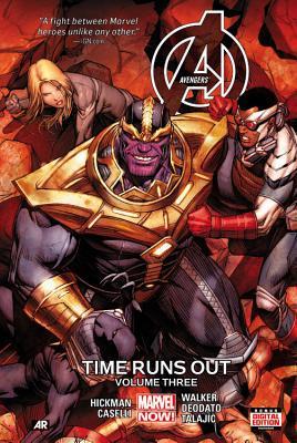 Avengers: Time Runs Out Volume 3 [HC] Conditie: Tweedehands, als nieuw Marvel 1