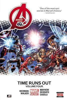 Avengers: Time Runs Out Volume 4 [HC] Conditie: Tweedehands, als nieuw Marvel 1