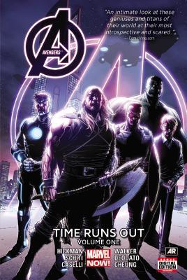 Avengers: Time Runs Out Volume 1 [HC] Conditie: Tweedehands, als nieuw Marvel 1