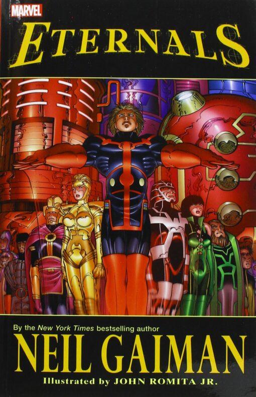 Eternals by Neil Gaiman Conditie: Nieuw Marvel 1