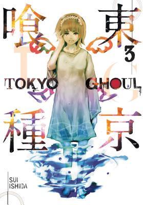 Tokyo Ghoul Volume 3 Conditie: Tweedehands, als nieuw Viz 1