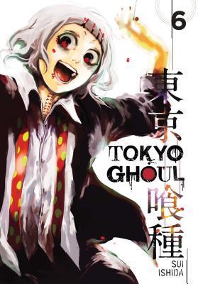 Tokyo Ghoul Volume 6 Conditie: Tweedehands, als nieuw Viz 1