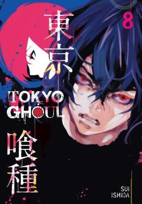 Tokyo Ghoul Volume 8 Conditie: Nieuw Viz 1