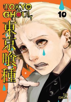 Tokyo Ghoul Volume 10 Conditie: Nieuw Viz 1