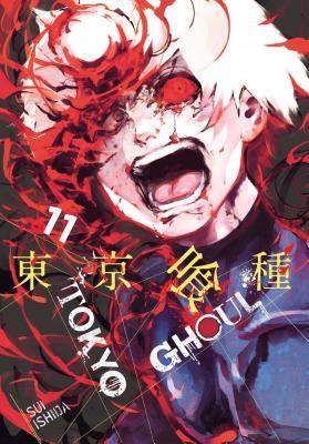 Tokyo Ghoul Volume 11 Conditie: Nieuw Viz 1