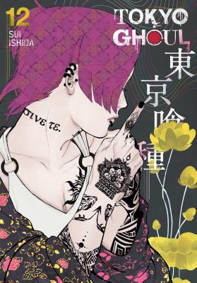 Tokyo Ghoul Volume 12 Conditie: Nieuw Viz 1