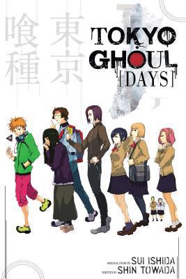 Tokyo Ghoul: Days Conditie: Nieuw Viz 1
