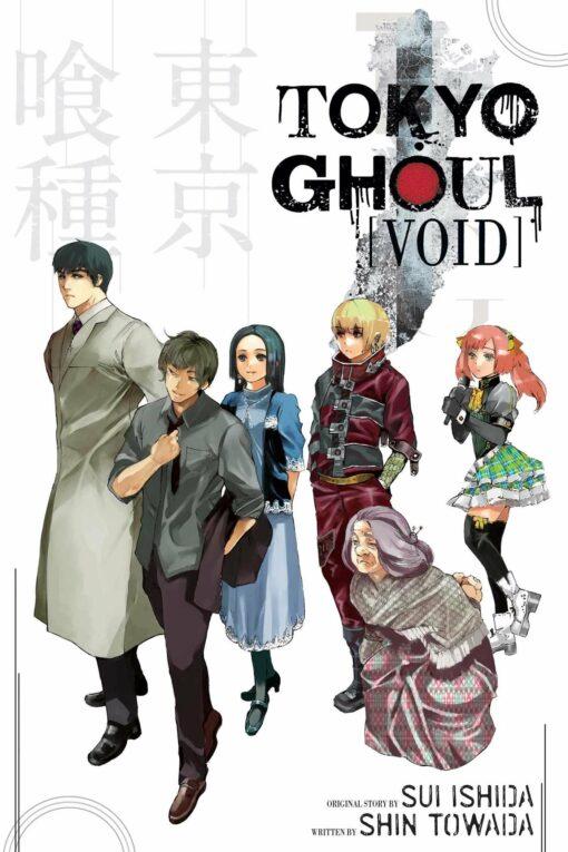 Tokyo Ghoul: Void Conditie: Nieuw Viz 1