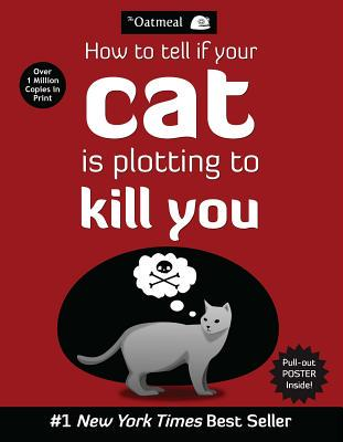 How to Tell If Your Cat Is Plotting to Kill You Conditie: Nieuw Andrews McMeel Publishing 1