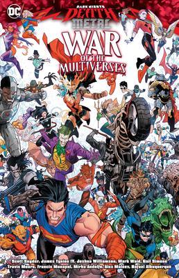 Dark Nights: Death Metal: War of the Multiverses Conditie: Nieuw DC 1