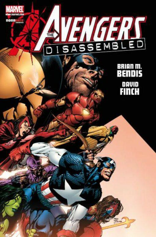 Avengers Disassembled [NL] Conditie: Tweedehands, als nieuw Marvel 1
