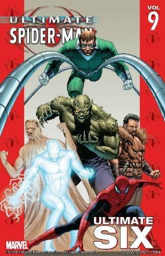 Ultimate Spider-Man Volume 9: Ultimate Six Conditie: Tweedehands, als nieuw Marvel 1