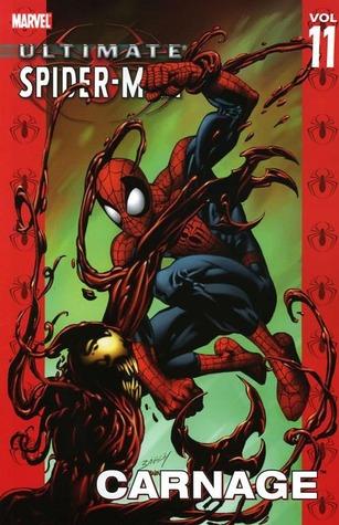 Ultimate Spider-Man Volume 11: Carnage Conditie: Tweedehands, als nieuw Marvel 1