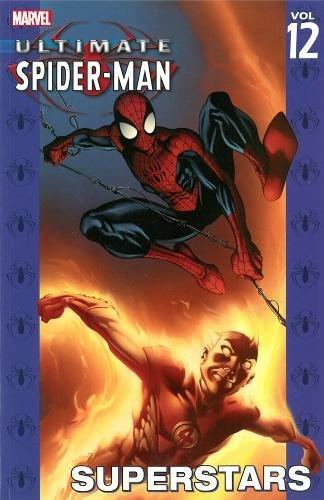 Ultimate Spider-Man Volume 12: Superstars Conditie: Tweedehands, goed Marvel 1