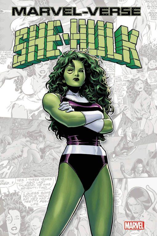 Marvel-Verse: She-Hulk Conditie: Nieuw Marvel 1