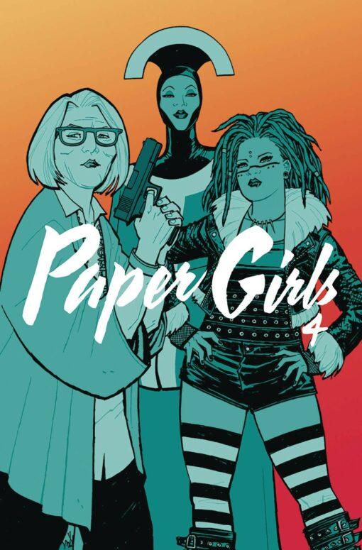 Paper Girls Volume 4 Conditie: Nieuw Image 1