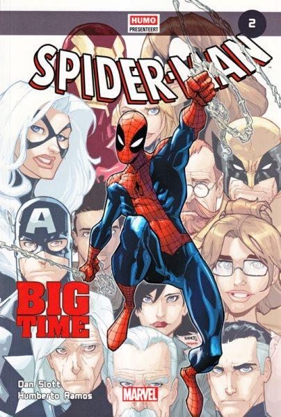 Spider-Man Big Time Deel 1 (Humo presenteert Spider-Man #2) Conditie: Tweedehands, als nieuw Marvel 1