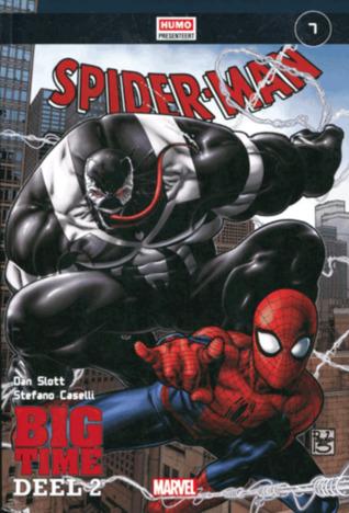 Spider-Man Big Time Deel 2 (Humo presenteert Spider-Man #7) Conditie: Tweedehands, als nieuw Marvel 1