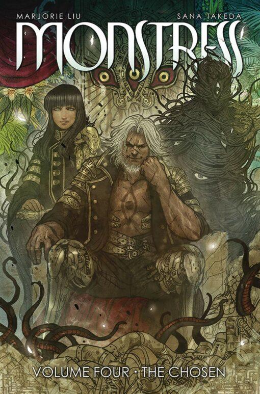 Monstress Volume 4 Conditie: Nieuw Image 1