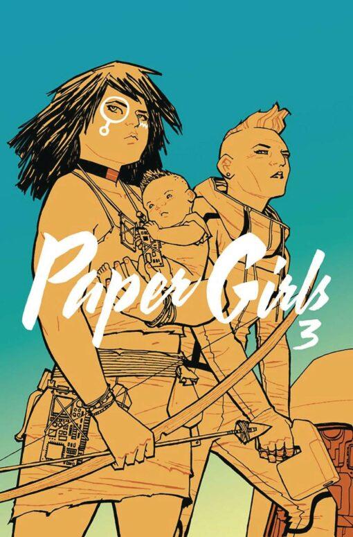 Paper Girls Volume 3 Conditie: Nieuw Image 1