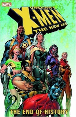 Uncanny X-Men Volume 1: The End of History Conditie: Tweedehands, als nieuw Marvel 1