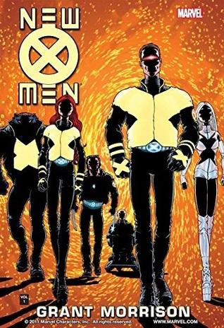 New X-Men: Omnibus [OHC] Conditie: Tweedehands, als nieuw - Het Marvel logo op de zijkant van de stofomslag is een beetje verkleurd, zie de foto's. Marvel 1