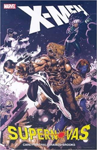 X-Men (2nd Series) Volume 7: Supernovas [OHC] Conditie: Tweedehands, als nieuw Marvel 1