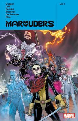 Marauders Volume 1 Conditie: Tweedehands, als nieuw Marvel 1