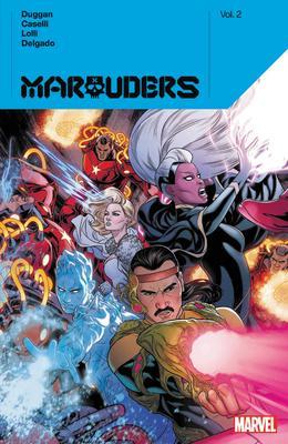 Marauders Volume 2 Conditie: Tweedehands, als nieuw Marvel 1