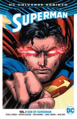 Superman Vol. 1: Son Of Superman (Rebirth) Conditie: Tweedehands, goed DC 1