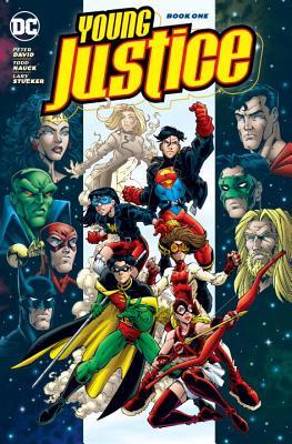 Young Justice Volume 1 Conditie: Tweedehands, goed DC 1