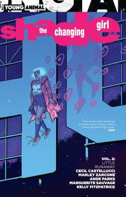 Shade The Changing Girl Volume 2: Little Runaway Conditie: Tweedehands, als nieuw DC 1