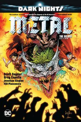 Dark Nights: Metal: Deluxe Edition [OHC] Conditie: Tweedehands, als nieuw DC 1