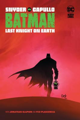 Batman: Last Knight on Earth [HC] Conditie: Tweedehands, als nieuw DC 1