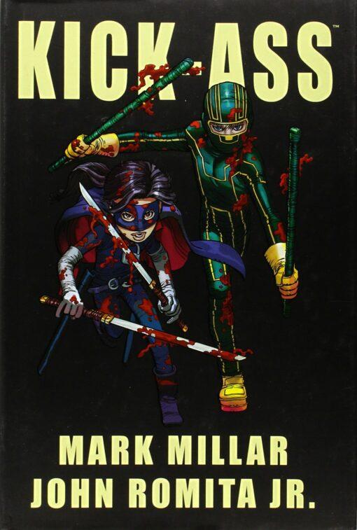 Kick-Ass Collector's Edition [HC] Conditie: Tweedehands, als nieuw Titan 1