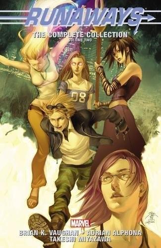 Runaways: The Complete Collection Volume 2 Conditie: Tweedehands, als nieuw Marvel 1