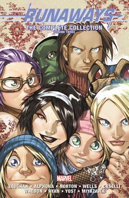 Runaways: The Complete Collection Volume 3 Conditie: Tweedehands, als nieuw Marvel 1