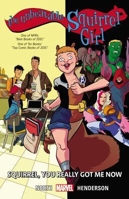 The Unbeatable Squirrel Girl Volume 3: Squirrel, You Really Got Me Now Conditie: Tweedehands, als nieuw Marvel 1