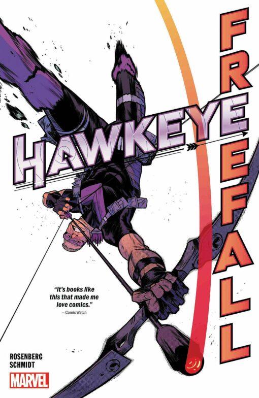 Hawkeye: Freefall Conditie: Nieuw Marvel 1