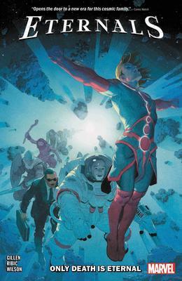 Eternals Volume 1: Only Death is Eternal Conditie: Nieuw Marvel 1