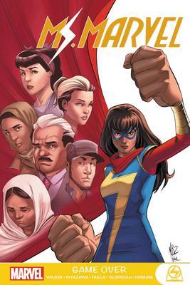 Ms. Marvel: Game Over Conditie: Nieuw Marvel 1