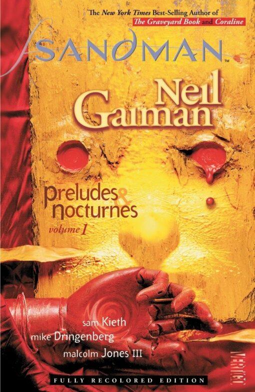 The Sandman Volume 1: Preludes & Nocturnes Conditie: Tweedehands, als nieuw Vertigo 1