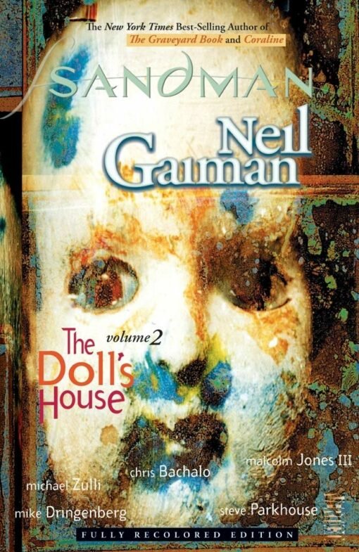 The Sandman Volume 2: The Dolls House Conditie: Tweedehands, als nieuw Vertigo 1