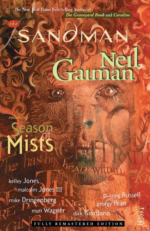 The Sandman Volume 4: Season of Mists Conditie: Tweedehands, als nieuw Vertigo 1