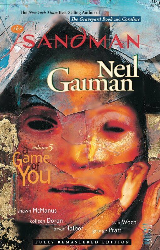 The Sandman Volume 5: A Game of You Conditie: Tweedehands, als nieuw Vertigo 1